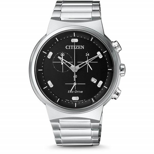 CITIZEN Eco-Drive Sapphire Chronograph AT2400-81E AT2400-81 Watch