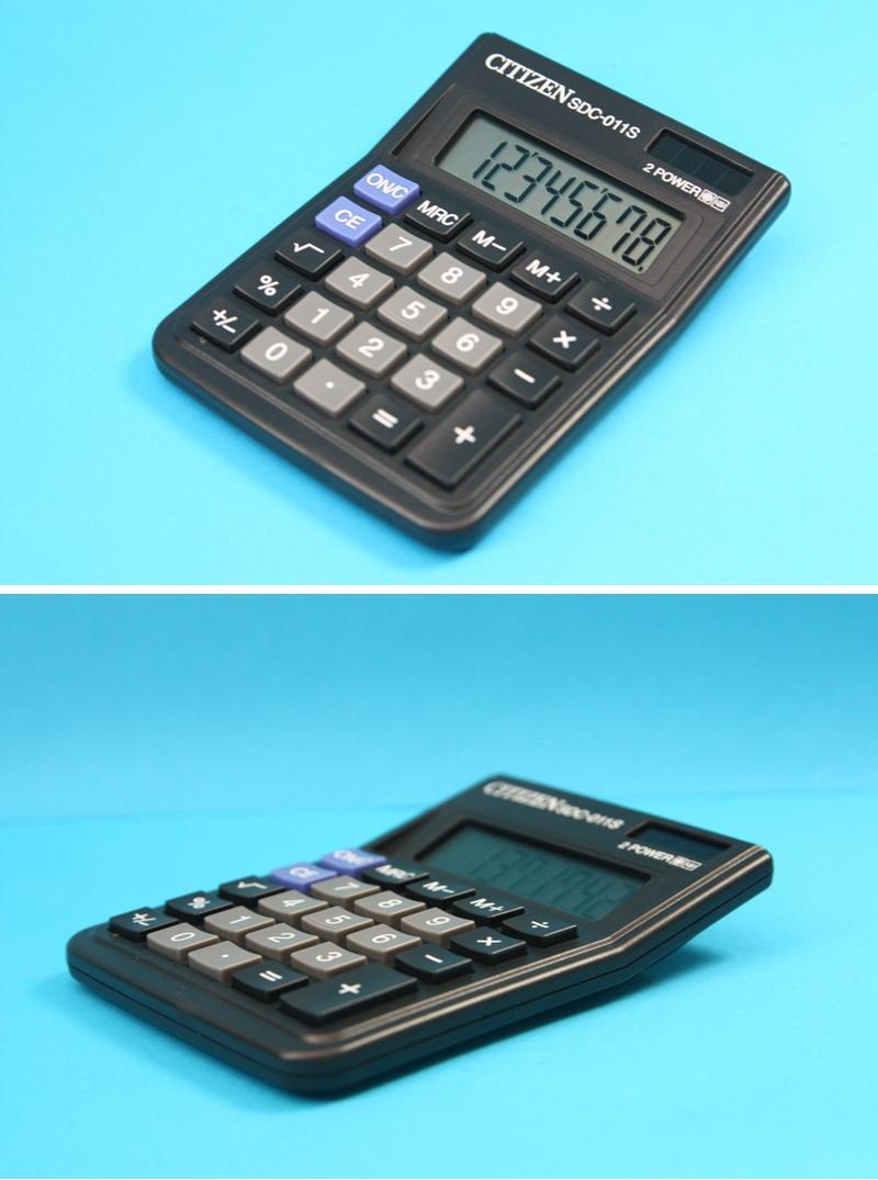 CITIZEN Electronic Calculator 8 Digit