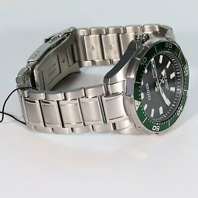 CITIZEN Promaster Marine Super Titanium Automatic NY0071-81E Men Watch