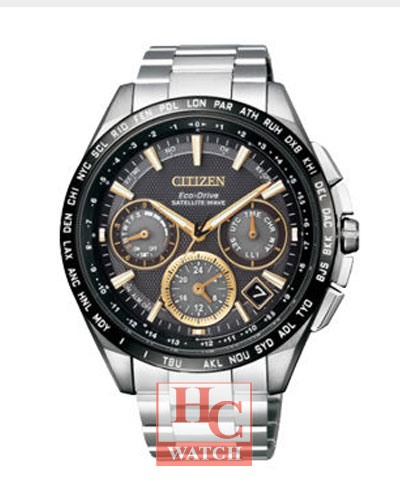 CITIZEN SATELITE WAVE CC9015-54F