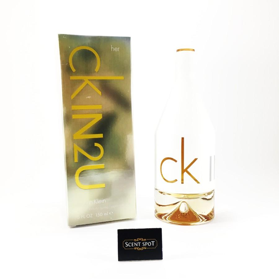 368964b9be5b CK IN 2 U by Calvin Klein (New in Box) 150ml Eau De Toilette Spray