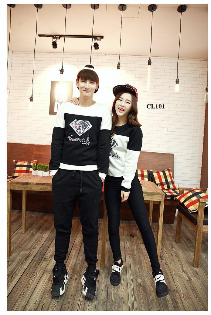 Cl101 Korean Style Couple Shirt End 11 24 2018 12 34 Pm