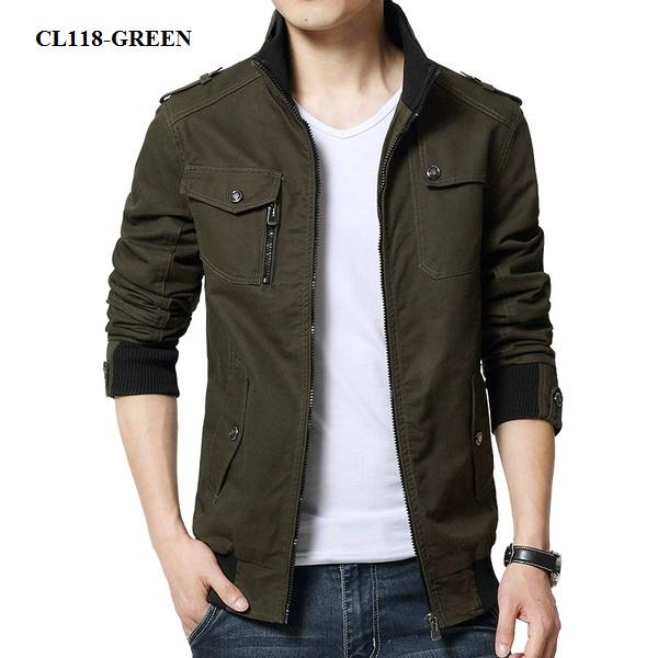 Cl118 Korean Style Casual Men Jacket End 3 28 2017 2 16 Pm