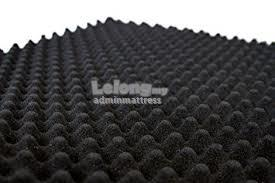 Classic comfort thermal wool & rubber PU PE EPS foam centre