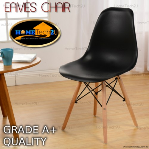 Classic Eames Designer Chair For Cafe Restaurant Dining Office Chair. U2039 U203a