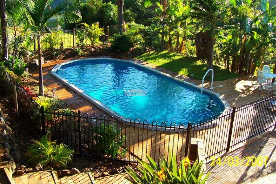 Classic Above Ground Pool / Liner Pool / Vinyl Pool