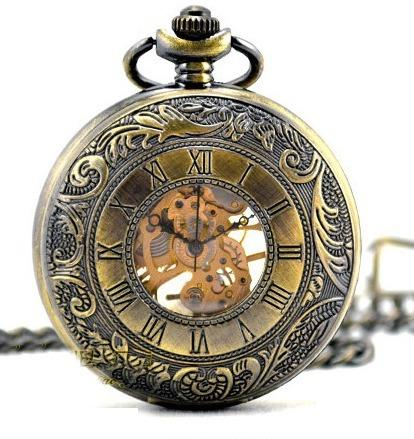 Classic Pocket Watch (8214)