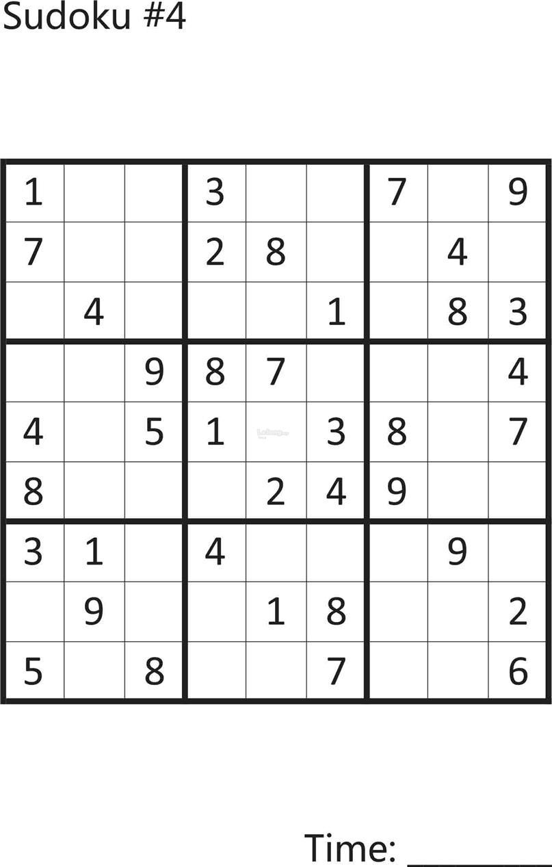 My Classic Sudoku