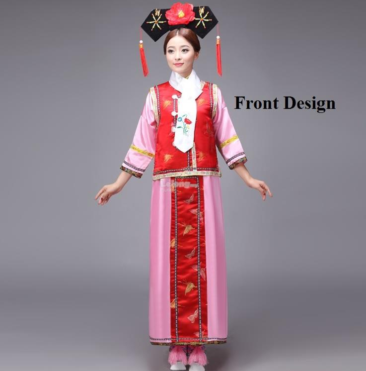 Classical Qing Cheongsam for women
