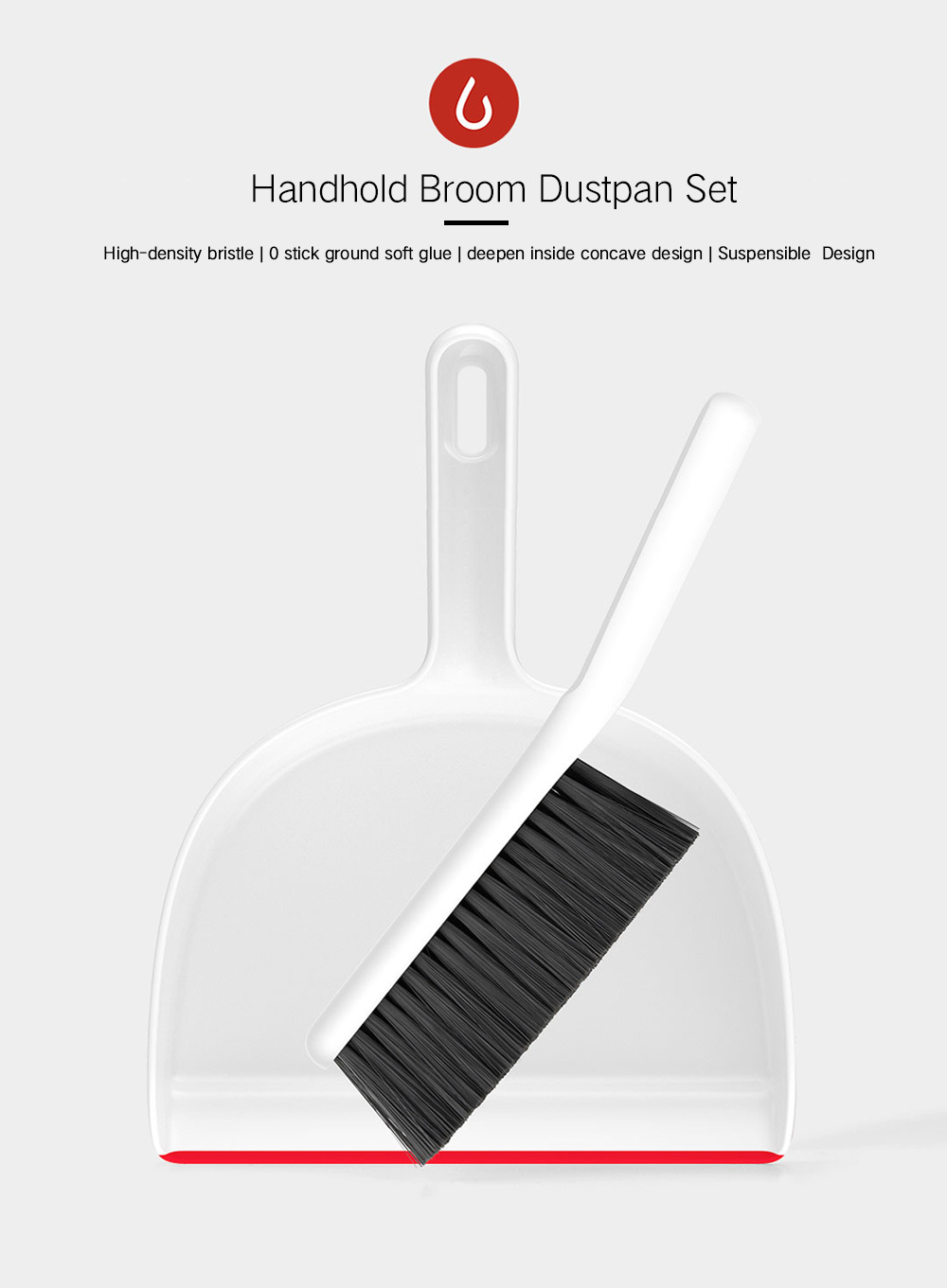 Cleaning Brushes - Yz - 02 MINI Broom Dustpan Set From Xiaomi Youpin  ..