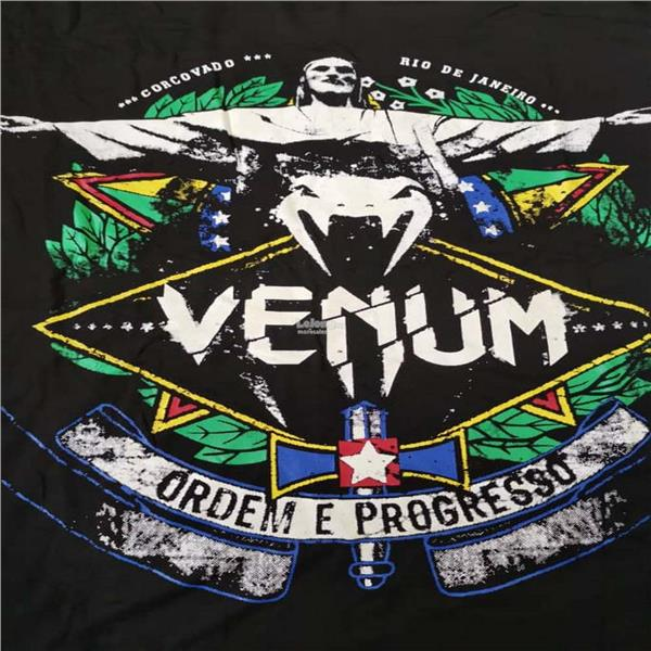 Clear stock ! Venum MMA UFA Men t-shirt (size 2XL)