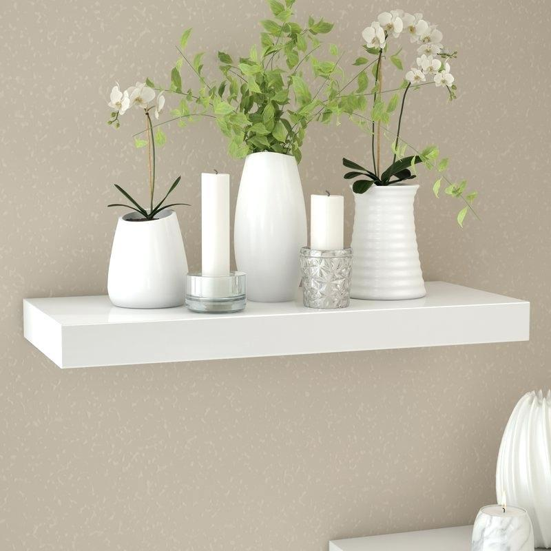 CLEARANCE!!! Floating Wall Shelve Home Living 60CM (3.8CM Thickness)