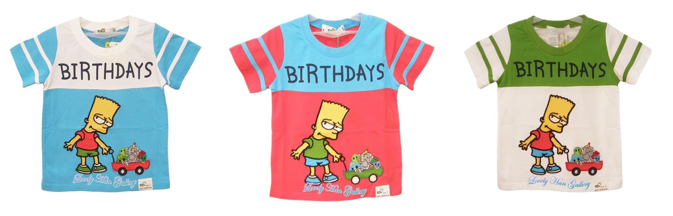 Birthday Boy T Shirt 2