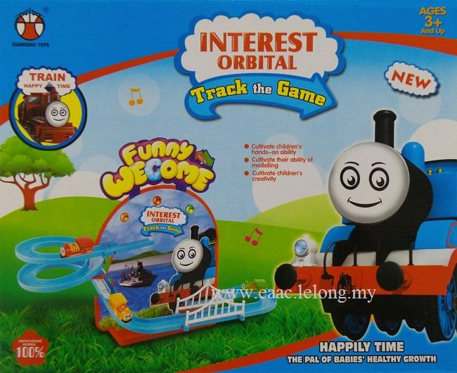 CLEARANCE ! Thomas & Friends Train Interest Orbital Track the Game