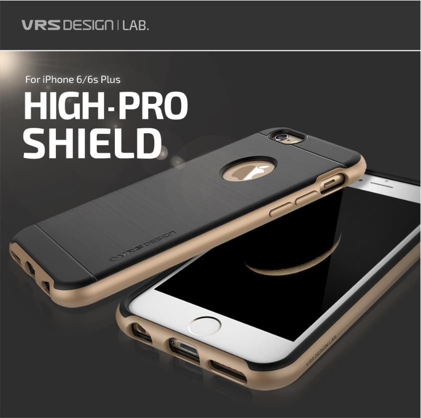 the best attitude 7445c d94a2 [Clearance] VRS Design NEW High Pro Shield Case - iPhone 6s / 6s Plus