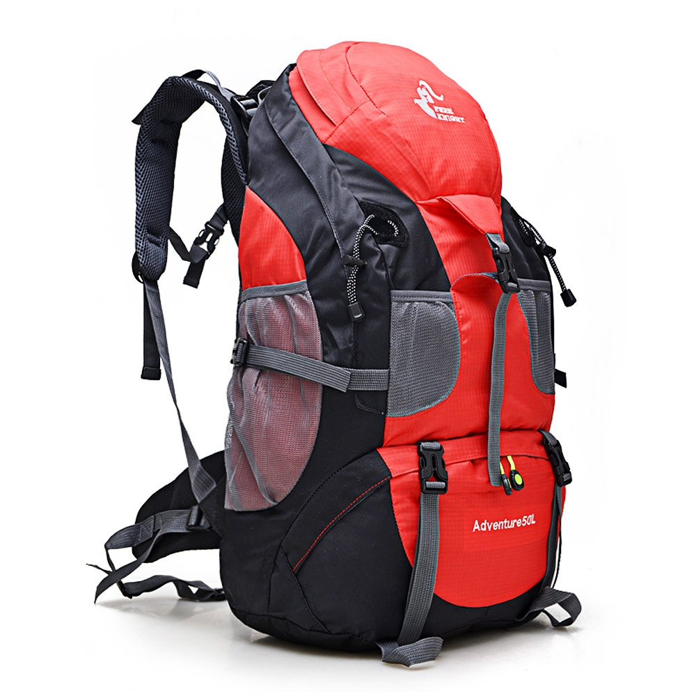 (CLIMBING CYCLING BACKPACK) FREEKNIGHT FK0396 Waterproof Nylon Backpac..