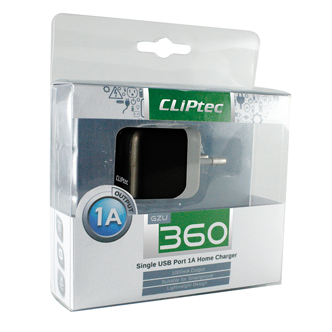CHARGER CLIPTECH 360