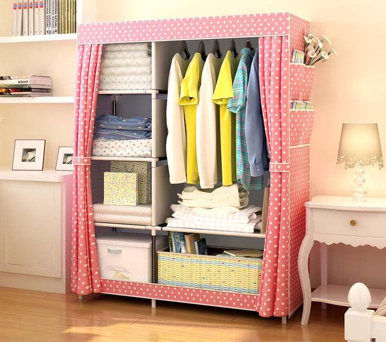 Clothes Wardrobe DIY Cabinet Wardrob (end 5/1/2019 11:15 PM)