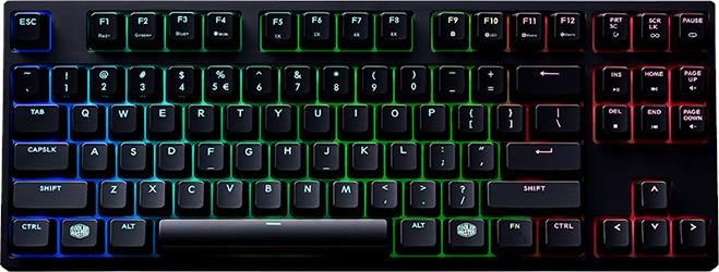 # CM MasterKeys PRO RGB  - MX Mechanical Keyboard # S | M | L