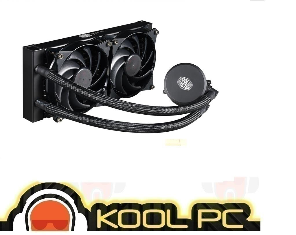 # CM MasterLiquid 240 Water Cooling (MLX-D24M-A20PW-R1)