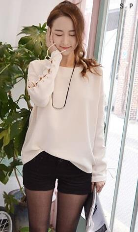 [CM63226] Korea Fashion Top As Picture