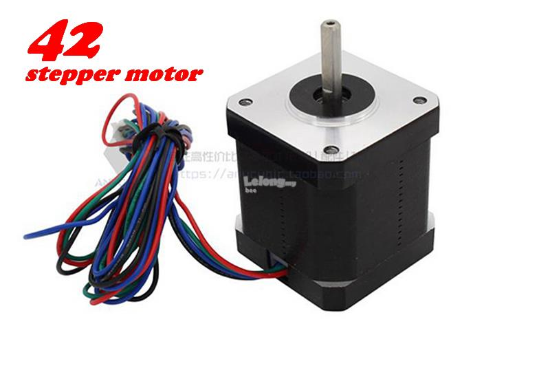 CNC ~ 42 stepper motor 1.5A , 0.55N ,1.8' - suitable for 3D printer
