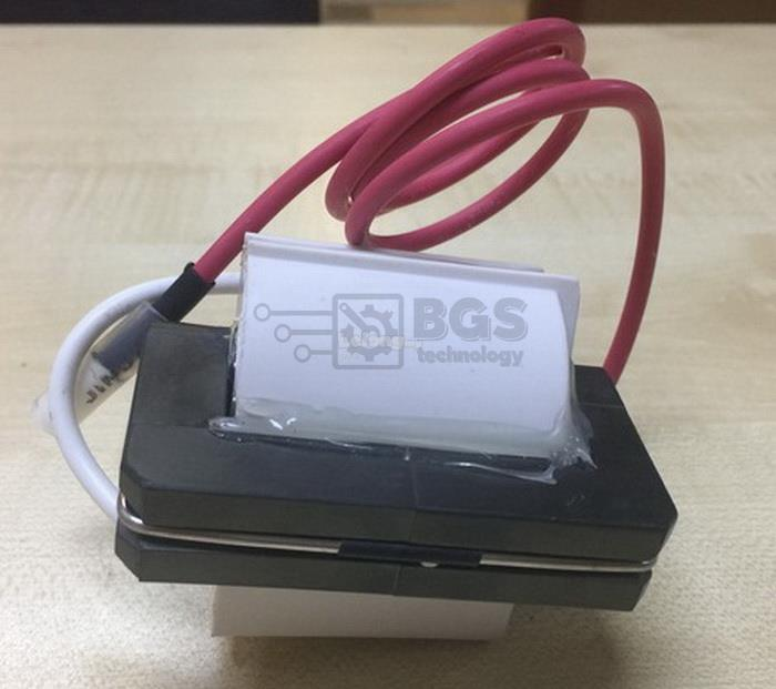 CNC 50W CO2 Laser Power Supply High Voltage Flyback Transformer