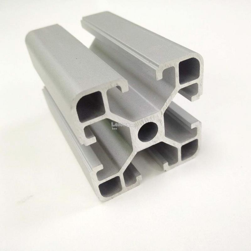 CNC Aluminium Extrusion Profile T-Slot 4040 (2000mm)