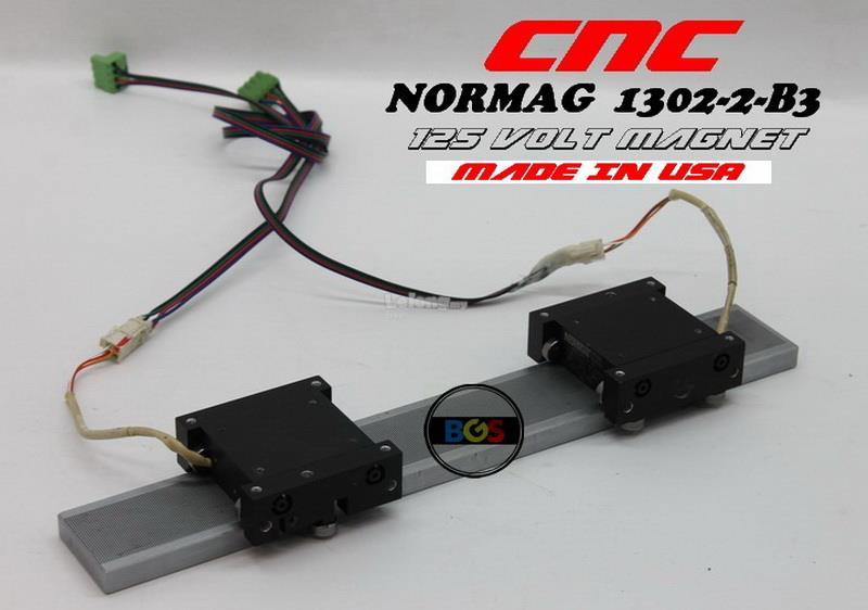 CNC~USA NORMAG 1302-2-B3 Stepping linear slide  linear Motor