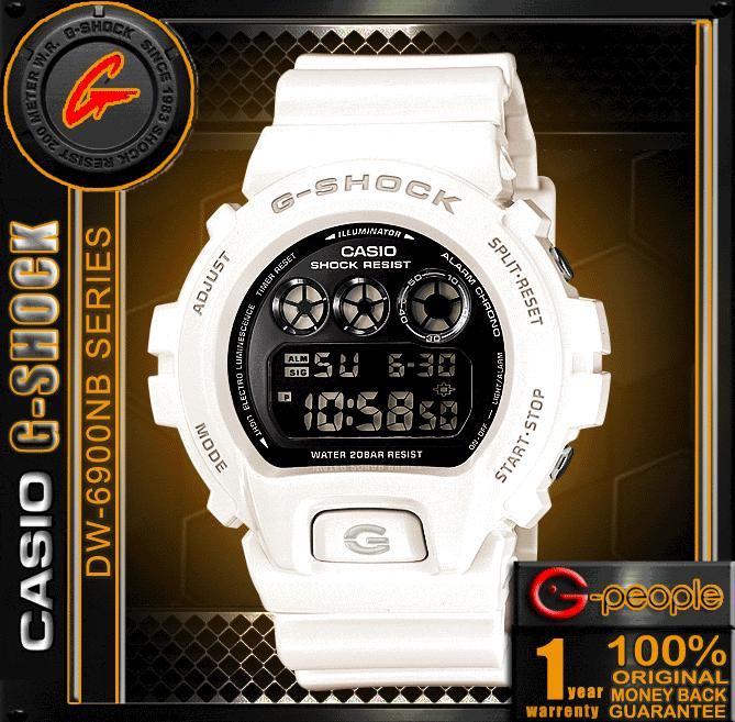 CNY SALE !!! CASIO G-SHOCK DW-6900NB-7 WATCH ☑ORIGINAL☑