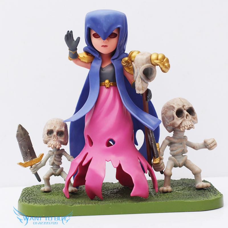 COC Clash of clans Witch Action Figur (end 5/4/2018 3:15 PM)