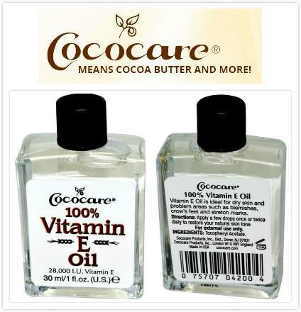 Cococare, 100% Pure Vitamin E Oil, 28,000 IU (30 ml)