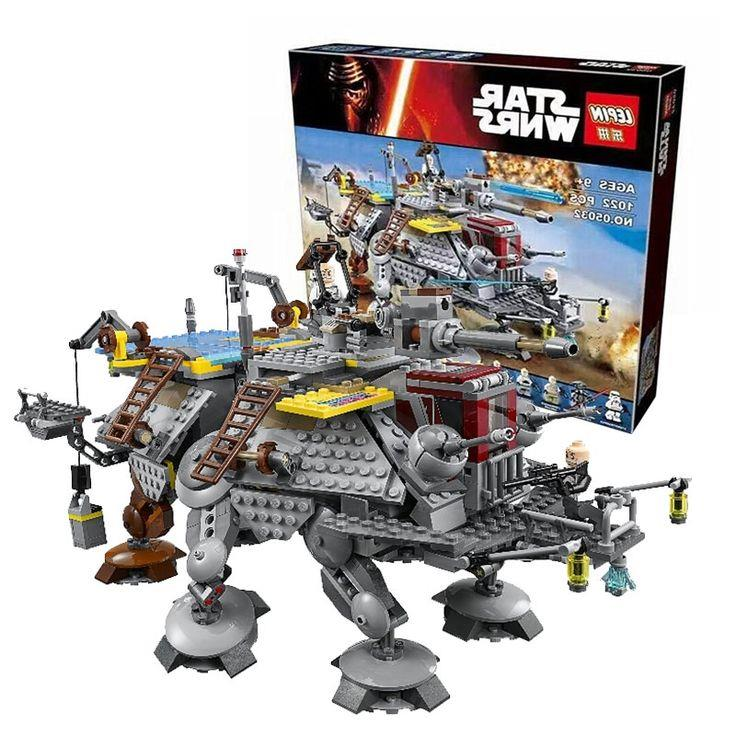 (COD Price: RM100) LEGO Compatible LḙPin 05032 Star Wars Rex's A