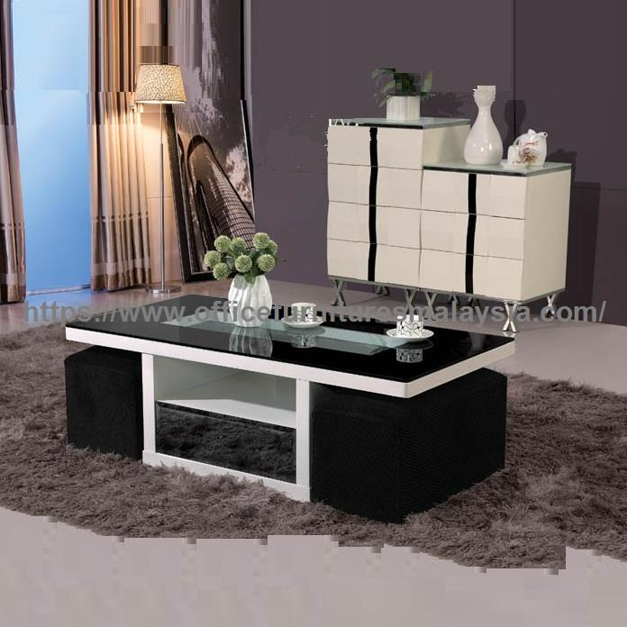 Coffee Table With Pull Out Seats YGT (end 1/9/2020 12:15 PM