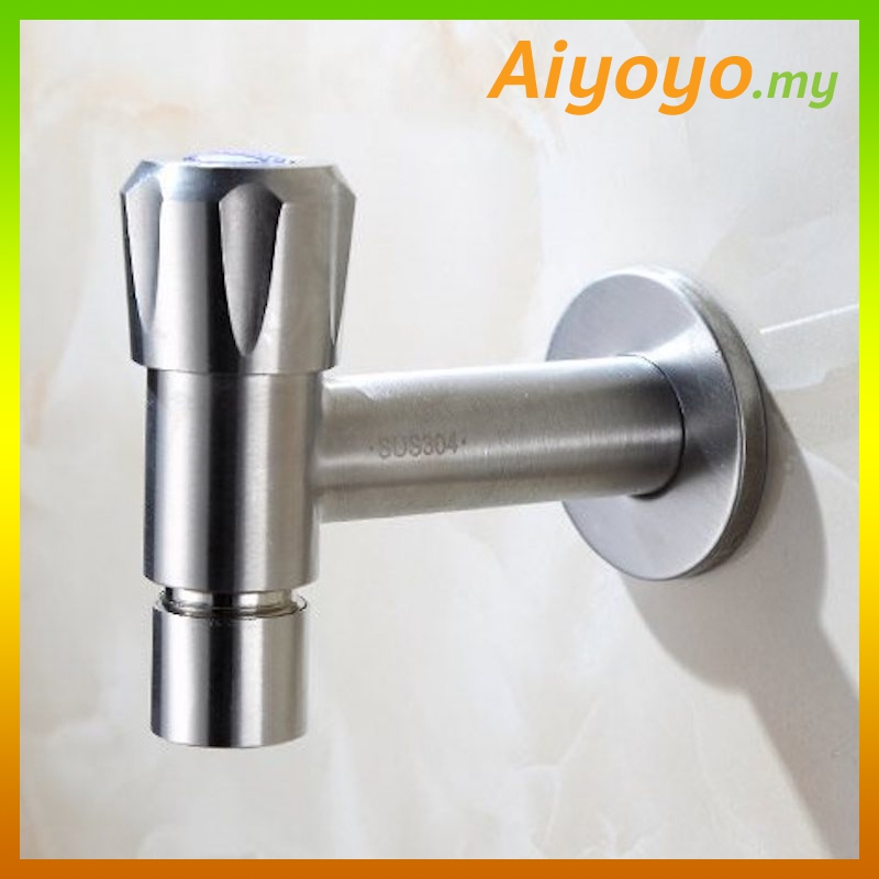 Cold Water Tap Mop Faucet Washing Ma (end 7/25/2020 4:45 PM)