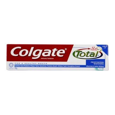 Colgate Total Professional White Toothpaste 150g