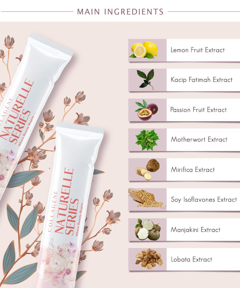 Collagen Naturelle Series