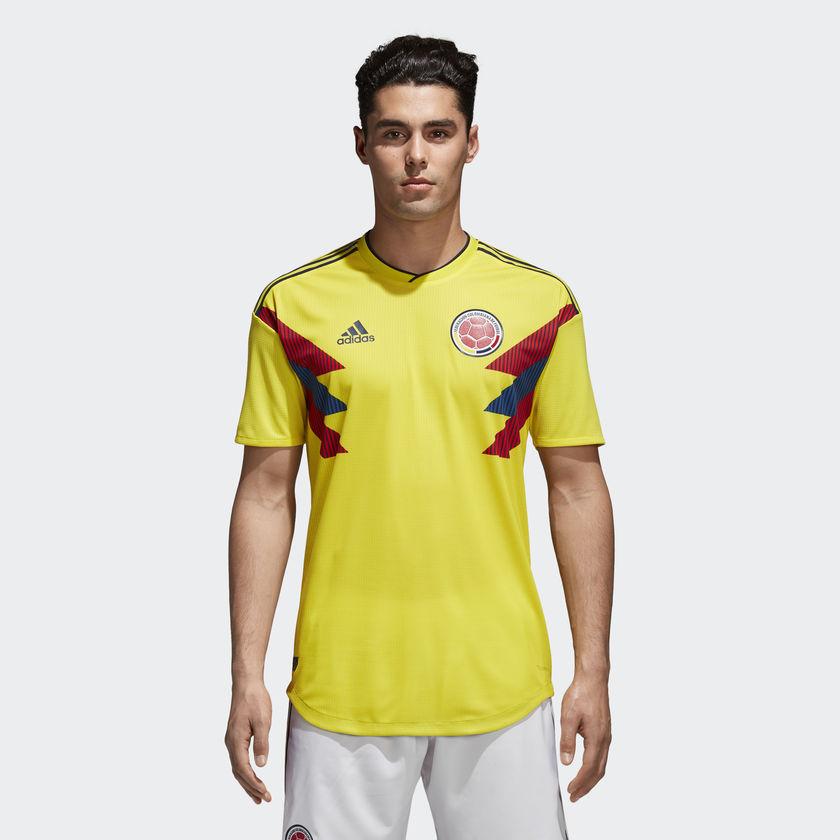 bb0d9d3a27d Colombia Men Home World Cup 2018 CL (end 7/10/2021 12:00 AM)
