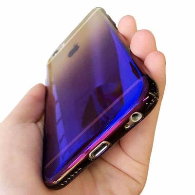 Color Changeable Phone Shell Full Cover Case Waterproof for iPhone
