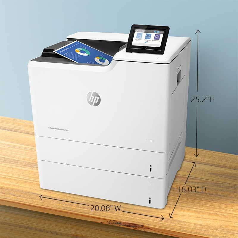 Color LaserJet Enterprise M653x