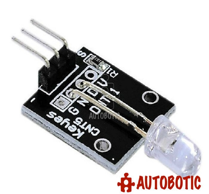 Colorful Auto-Flash LED Module