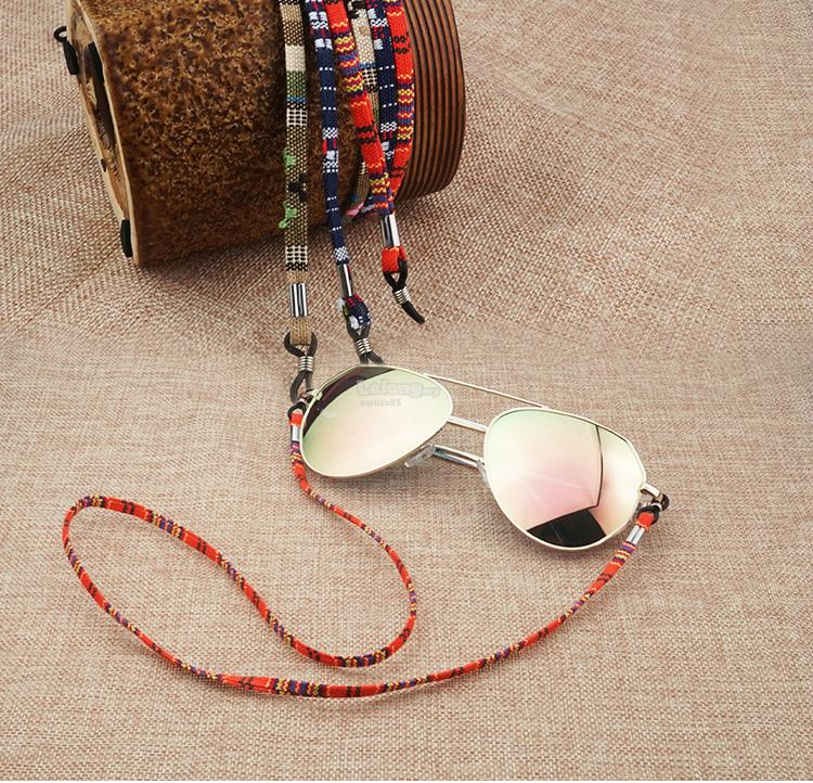 d41dc4eb9b Colorful Neck Cord Lanyard Glasses Strap 6-033 / Spectacle / eyewear. ‹ ›