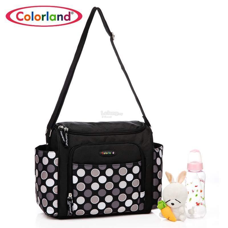 Colorland Angelia Medium Shoulder Baby Changing Bag - Type C