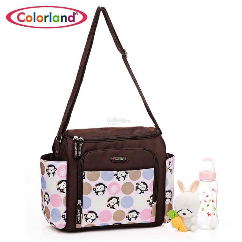 Colorland Angelia Medium Shoulder Baby Changing Bag - Type A