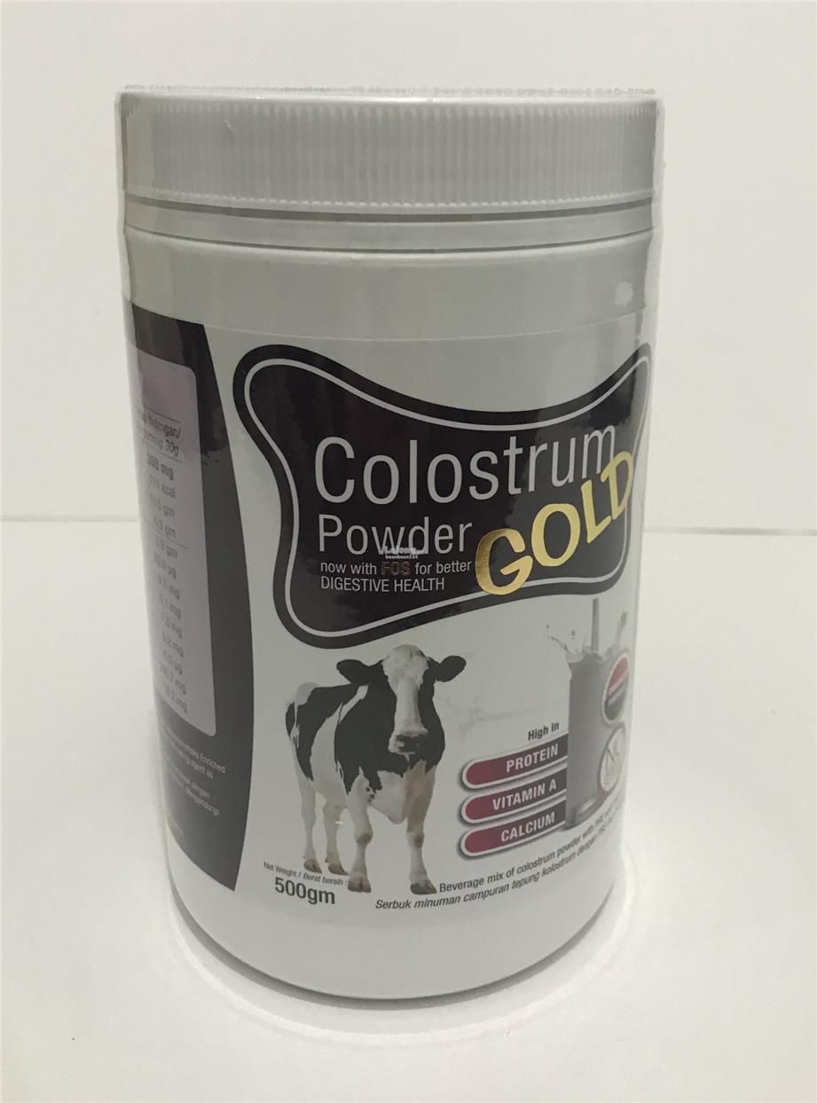 Colostrum Powder Gold, 500gm