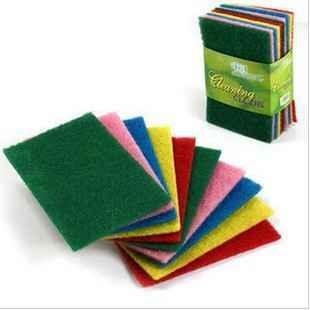 Colourful Cleaning Cloths