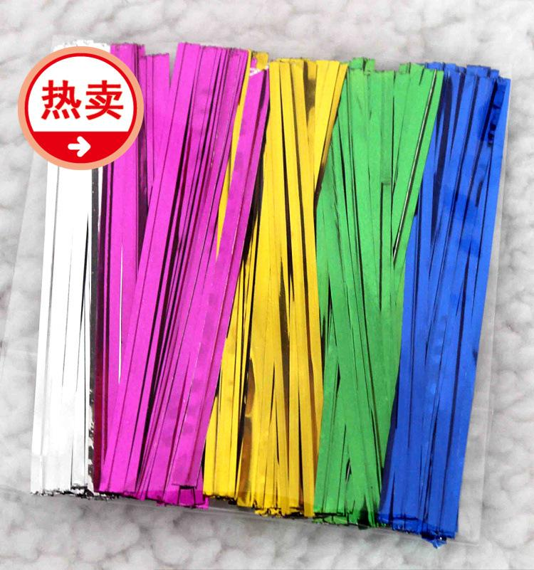 Colourful Tie Wire for Gift packagi (end 9/29/2018 12:15 AM)