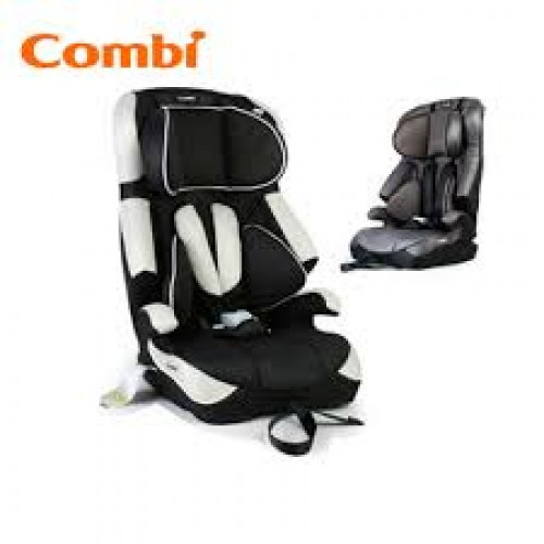 9ff4f307a38 Combi Joytrip EG Booster Car Seat – Black Mesh