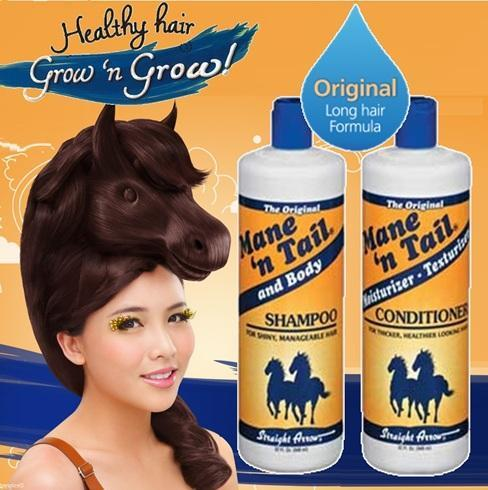 Combo Set The Original Mane N Tail Shampoo Conditioner