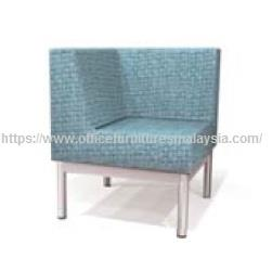 Comfy Modern Single Seater Corner Sofa Chair OFRT052-1RL Kepong KL